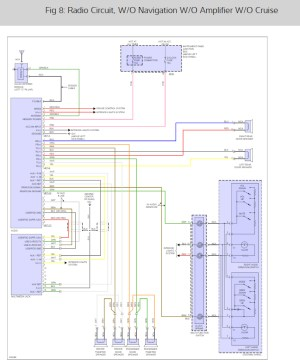 Stereo Wiring Diagram for a Kia Optima?