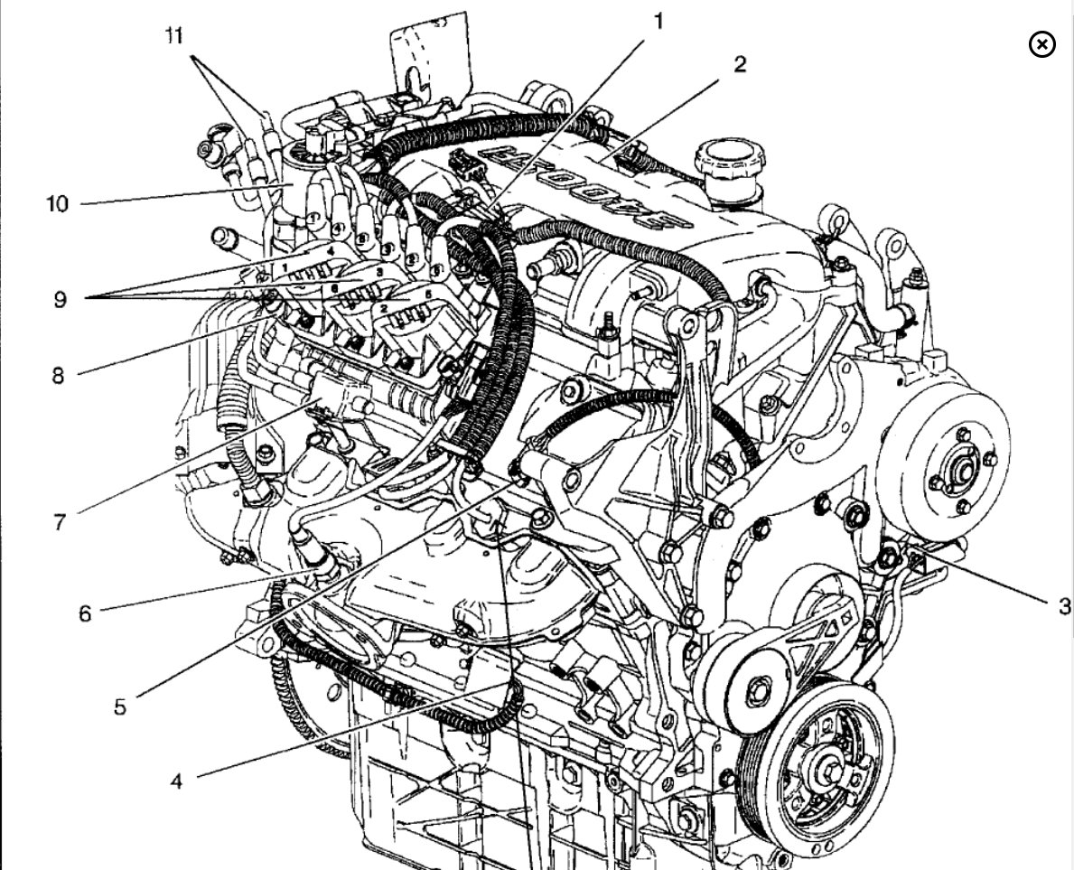Diagram Wiring Diagram For Pontiac Montana Full