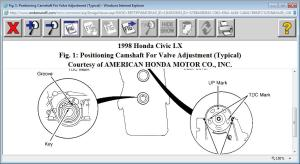 Verify Cam and Crank Timing Marks: My Car Is the LX Model