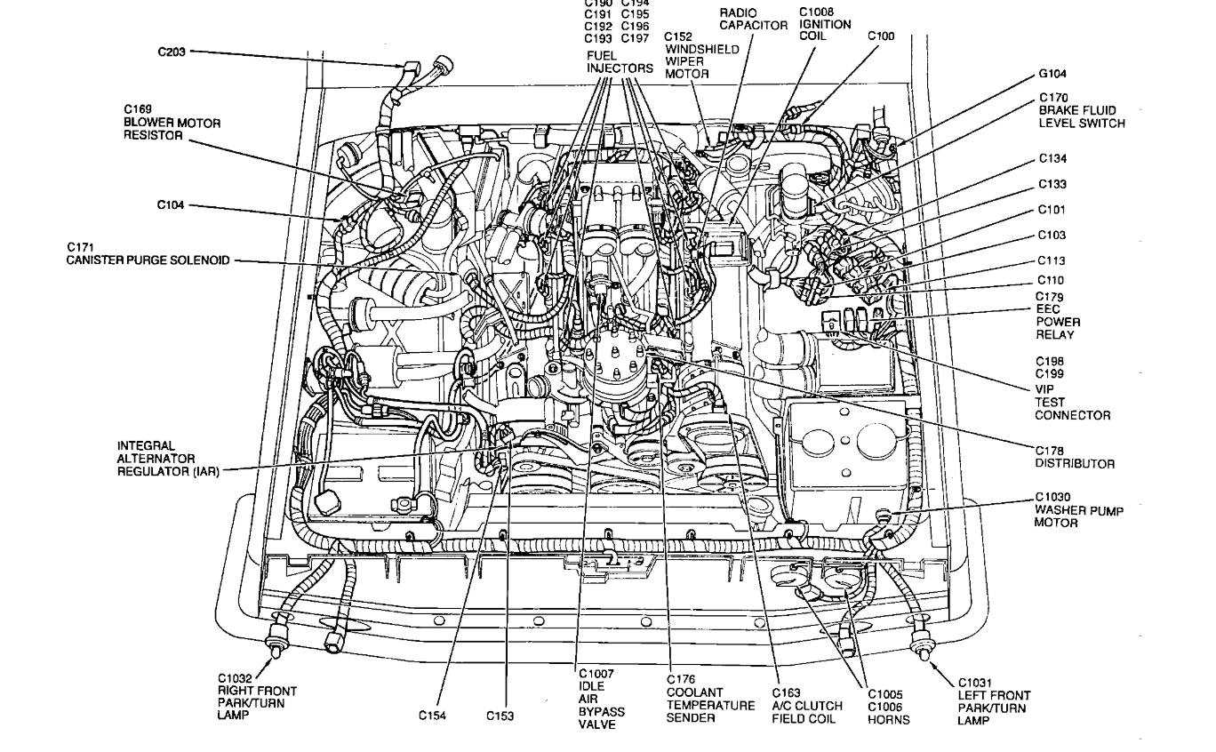 E350 Fuel System Diagram