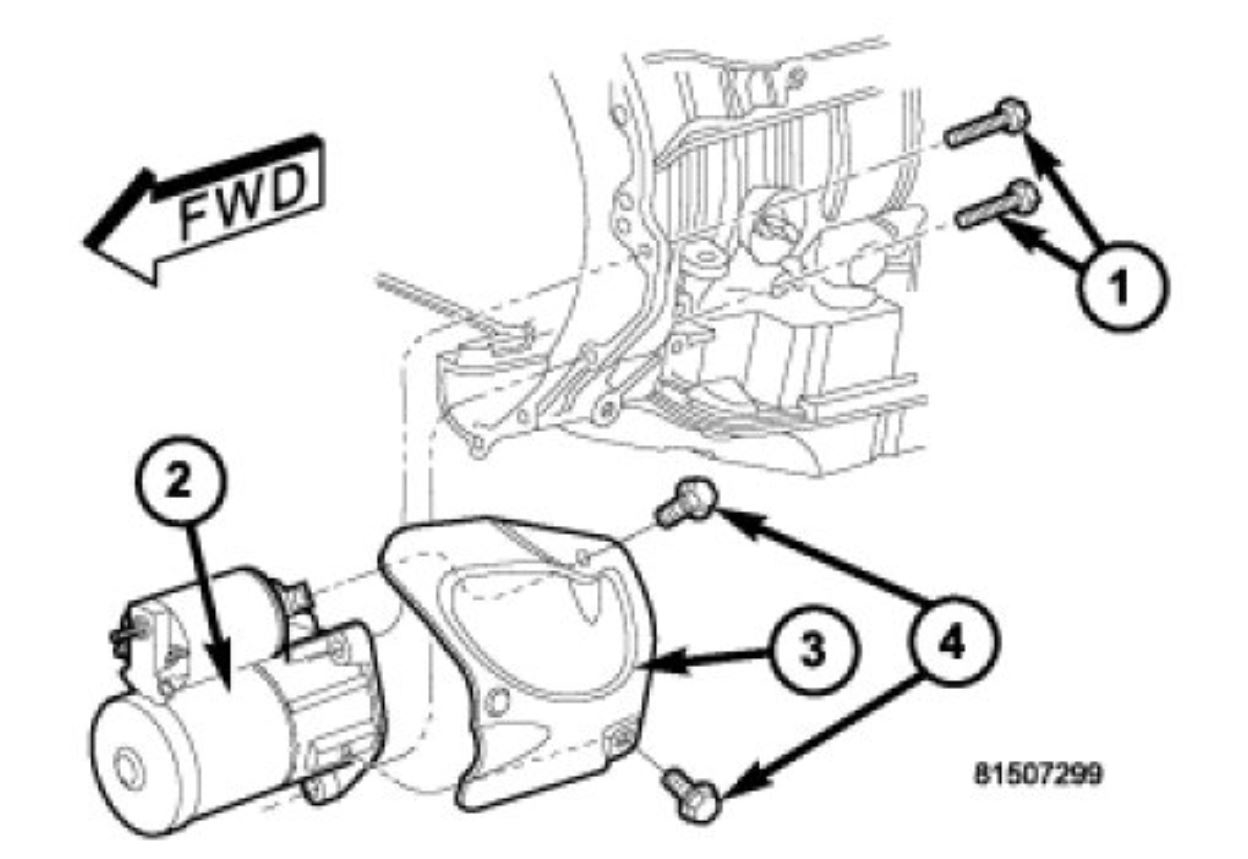 Jeep Commander Engine Diagram