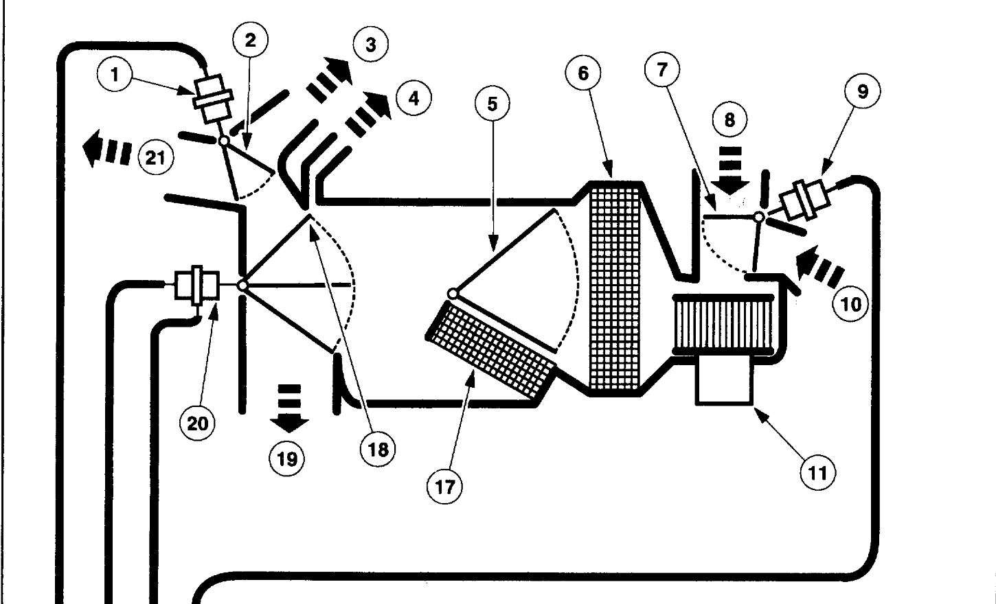 29 Ford F150 Heater Hose Diagram