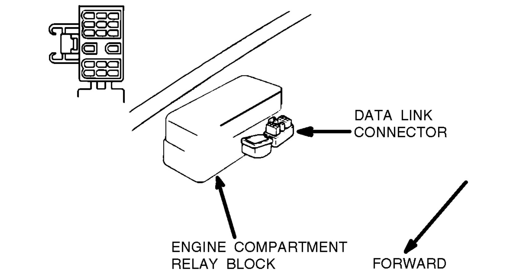 Where Is The Diagnostic Connector On My Truck