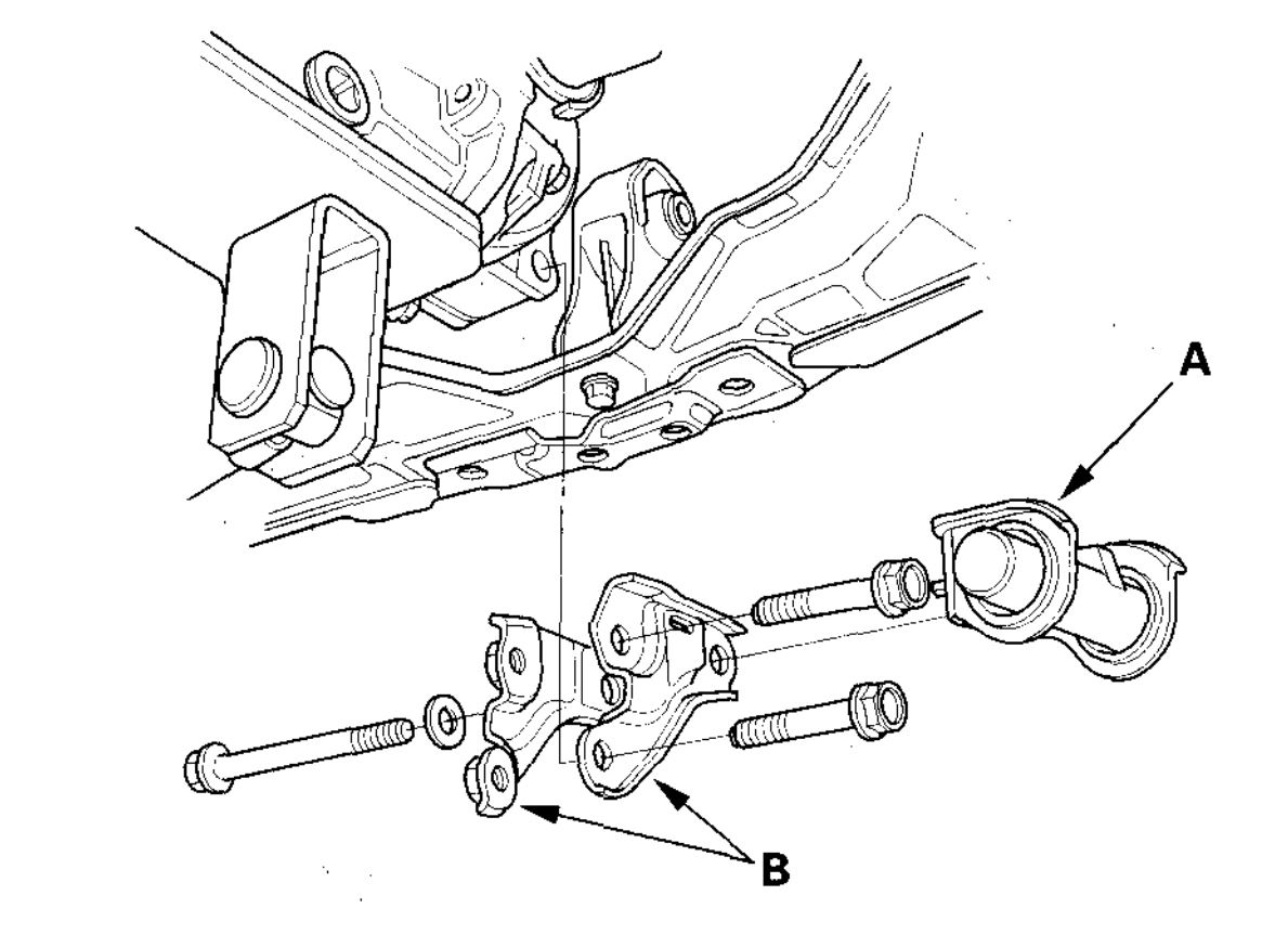 Rear Differential Damper Replacement How Is The Real