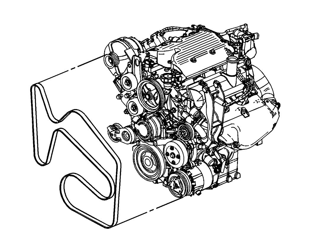 F150 Serpentine Belt Diagram