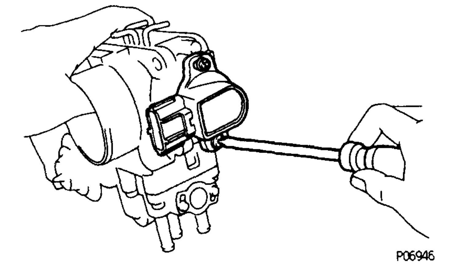 Throttle Position Sensor Adjustment How Calibrate Or