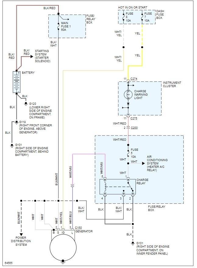 isuzu trooper alternator wiring diagram  wiring diagram