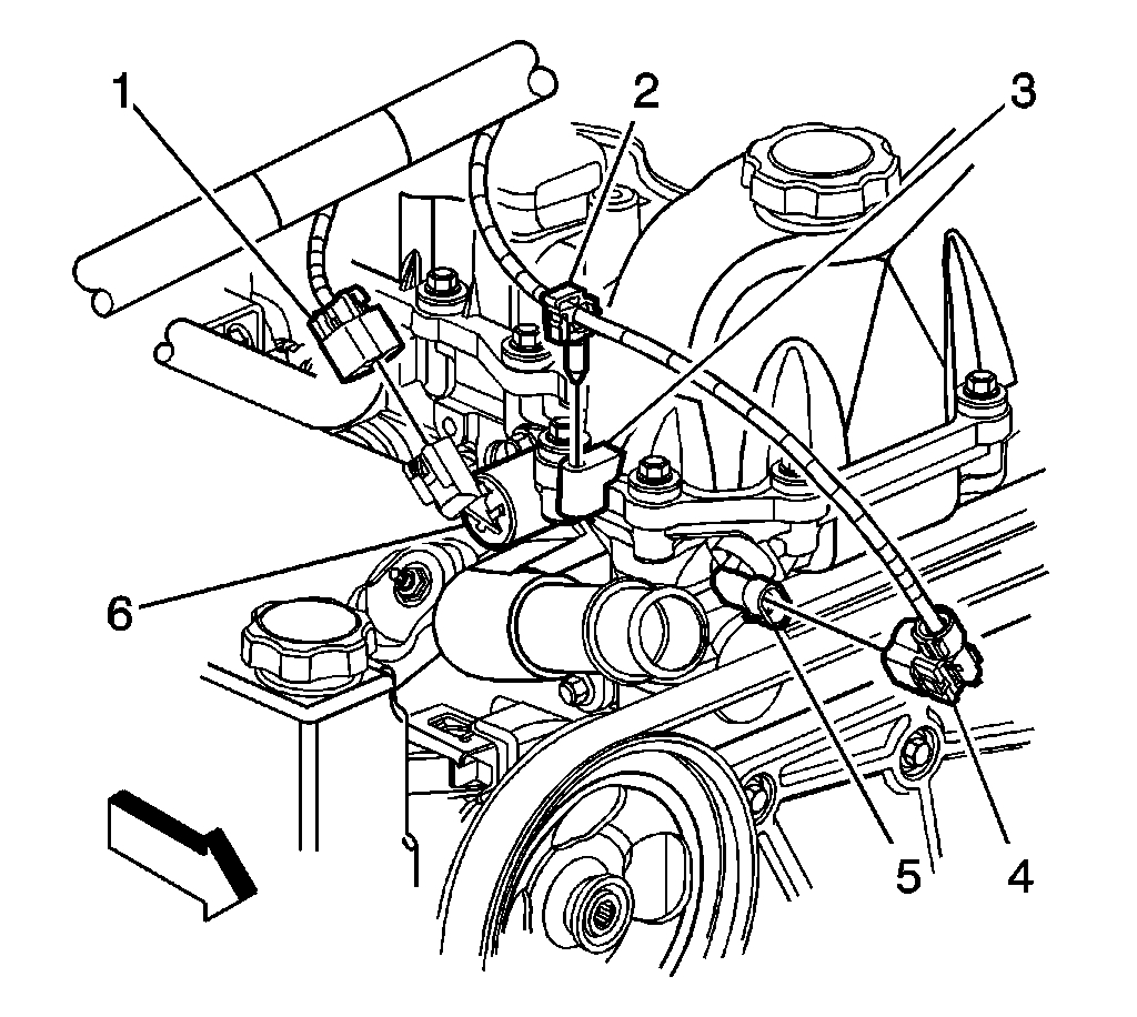Codes Of Cylinder Four Misfire Throttle Body Position