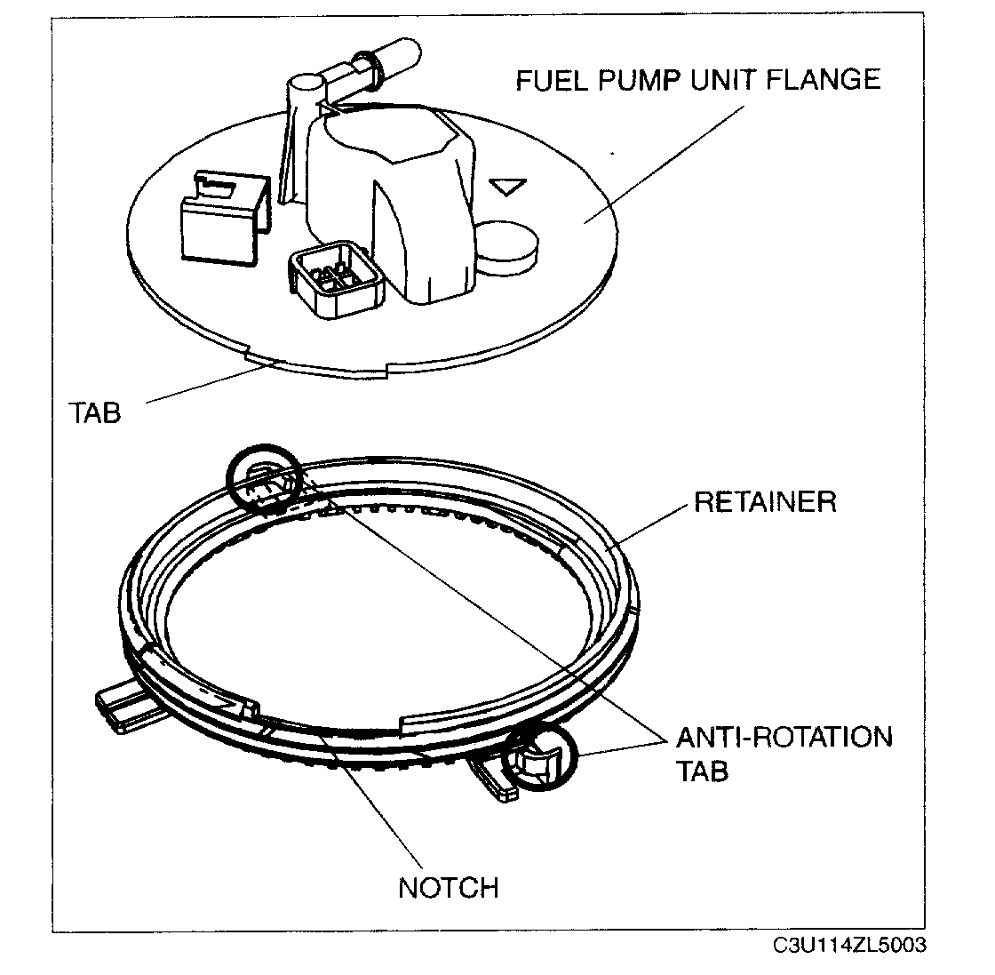 Fuel Filter Location Location Of The Fuel Filter