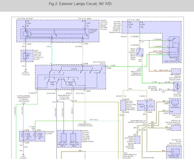 1998 ford explorer flasher wiring diagram  pietrodavicoit