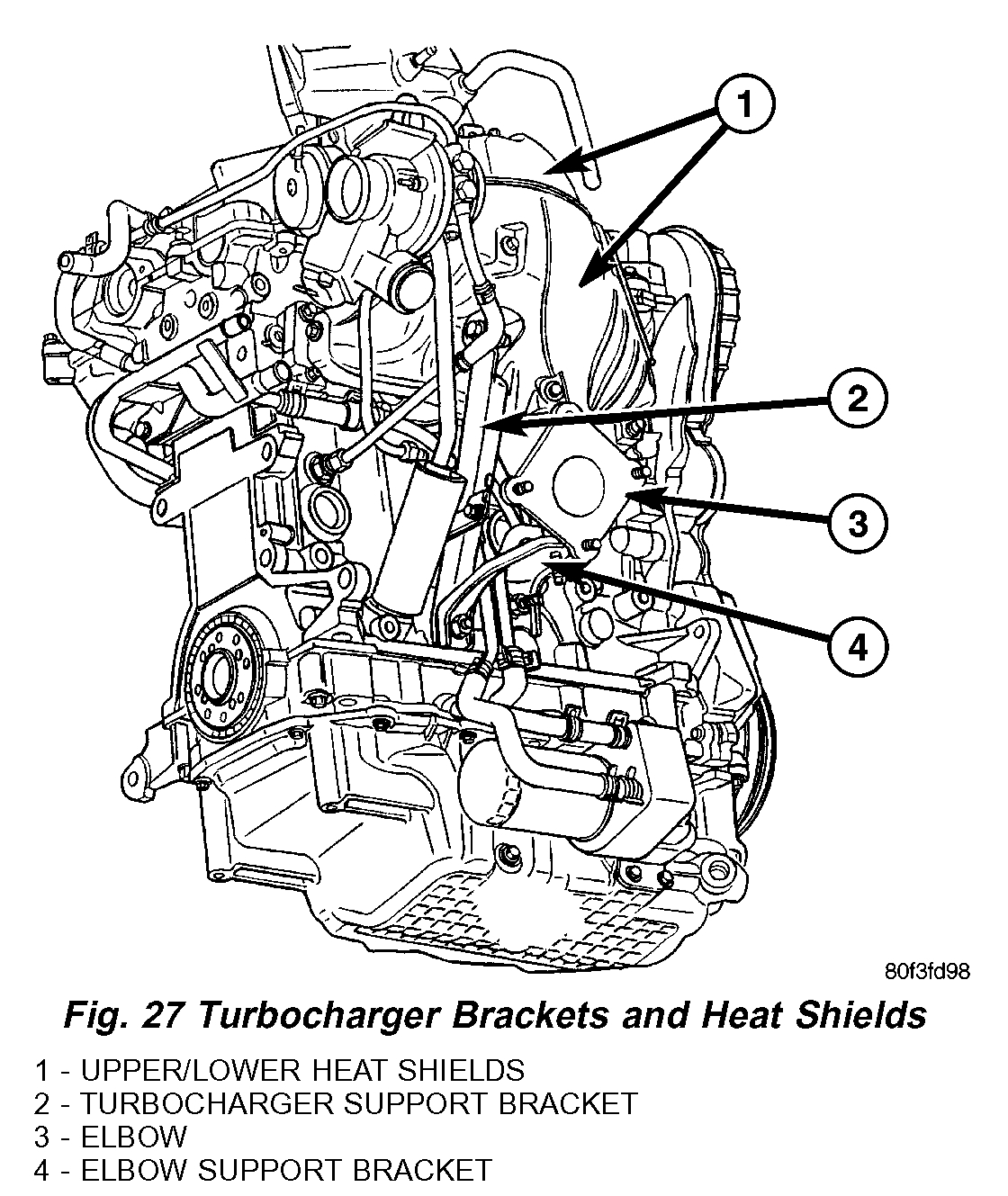 Chrysler Pt Cruiser Engine Diagram