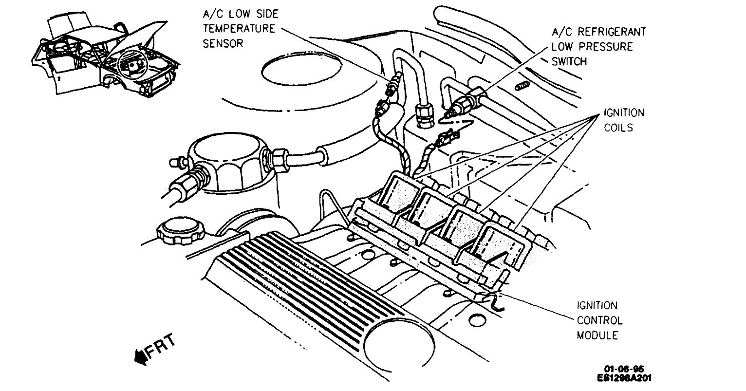 Air Conditioner Compressor Will Not Engage Obd Gives Code
