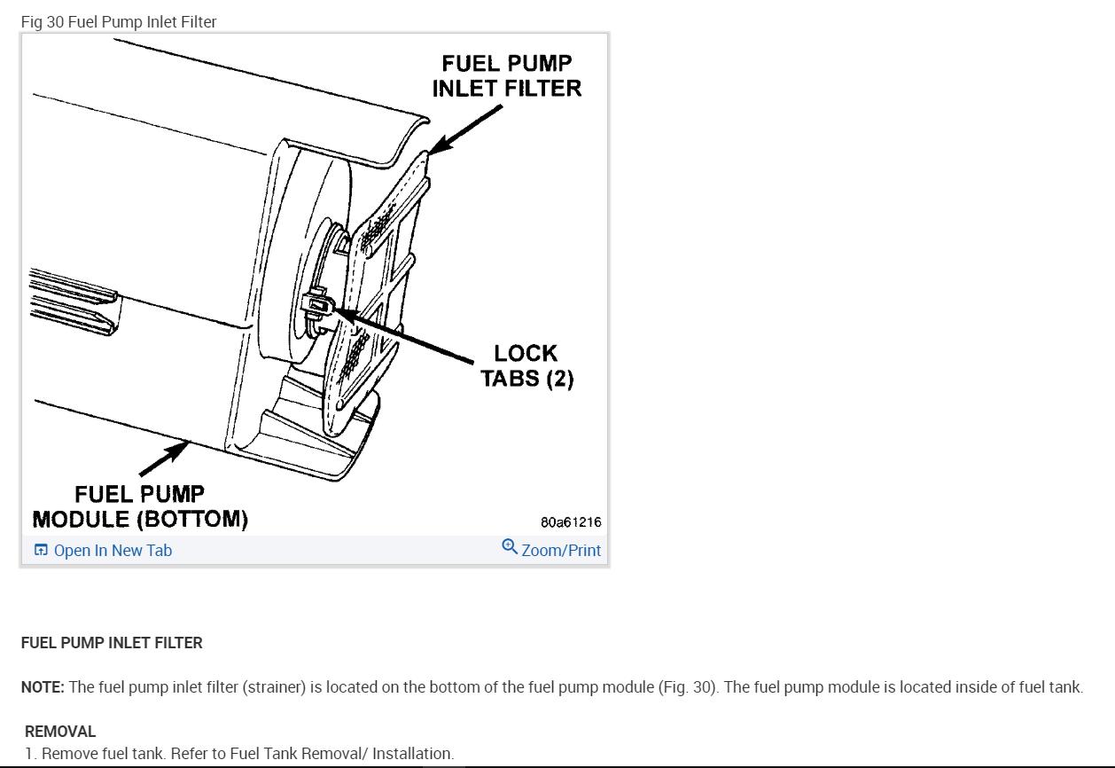 How Do I Replace The Fuel Pump