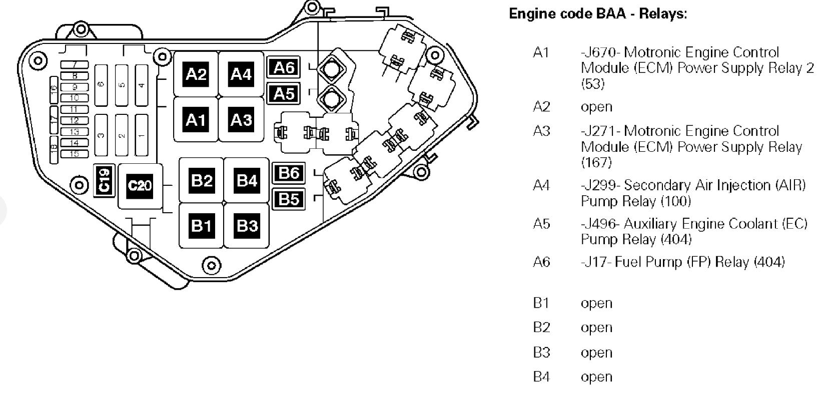 Touareg V8 Engine Diagram