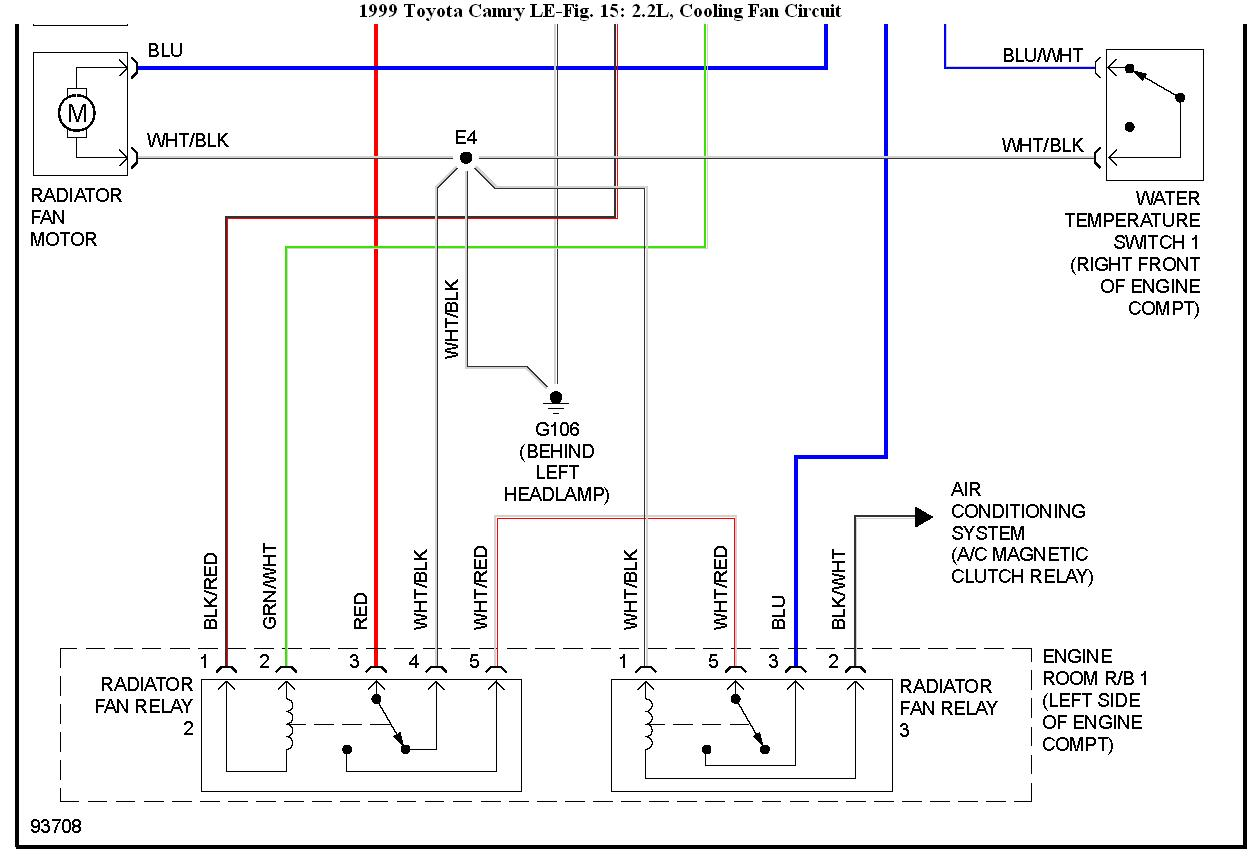 92 toyota 4runner fuse panel diagram wiring diagram