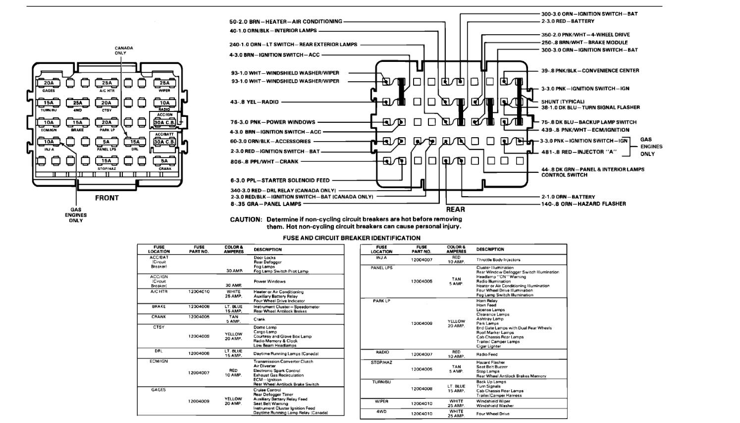 Diagram Wiring Diagrams Chevy Hd Full Version