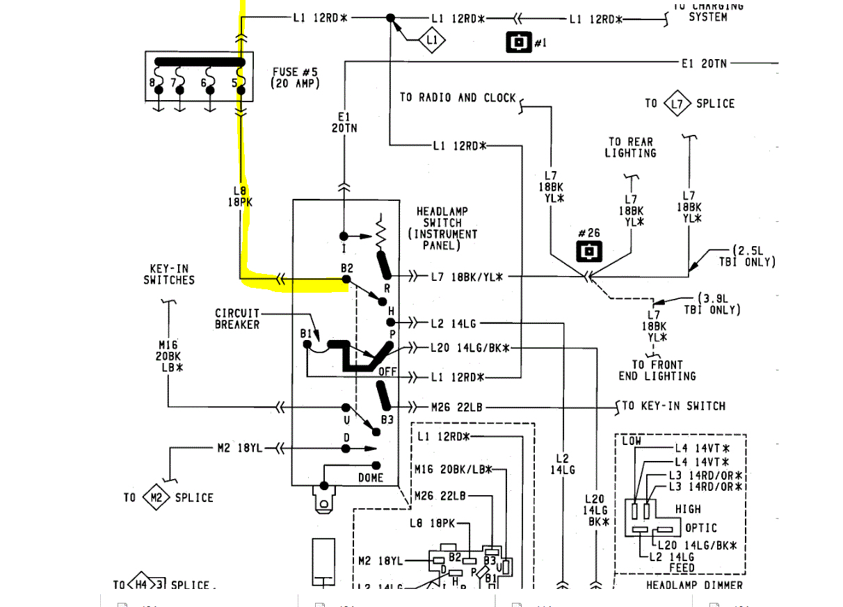 Headlight Relay Fuse Location I Just Bought The Vehicle