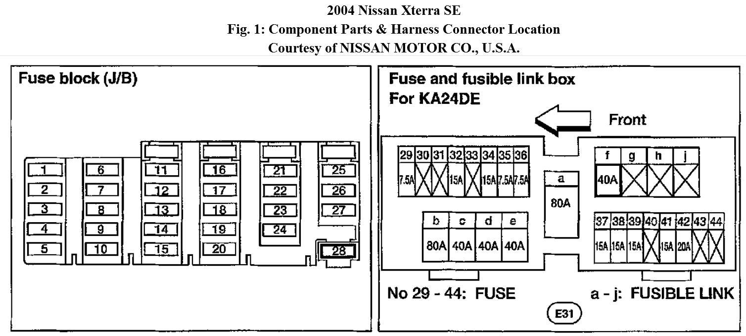2009 Nissan Sentra Wiring Diagram