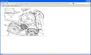 Serpetine Belt Diagram: 2007 Suzuki Reno 2o Liter