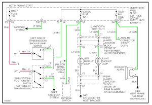 Gmc Sierra Reverse Light Problem: Hello I Have a 2002 Gmc