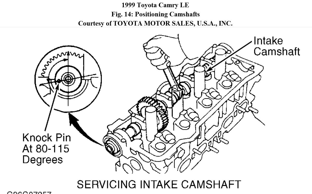 Toyotum Tercel Engine Diagram