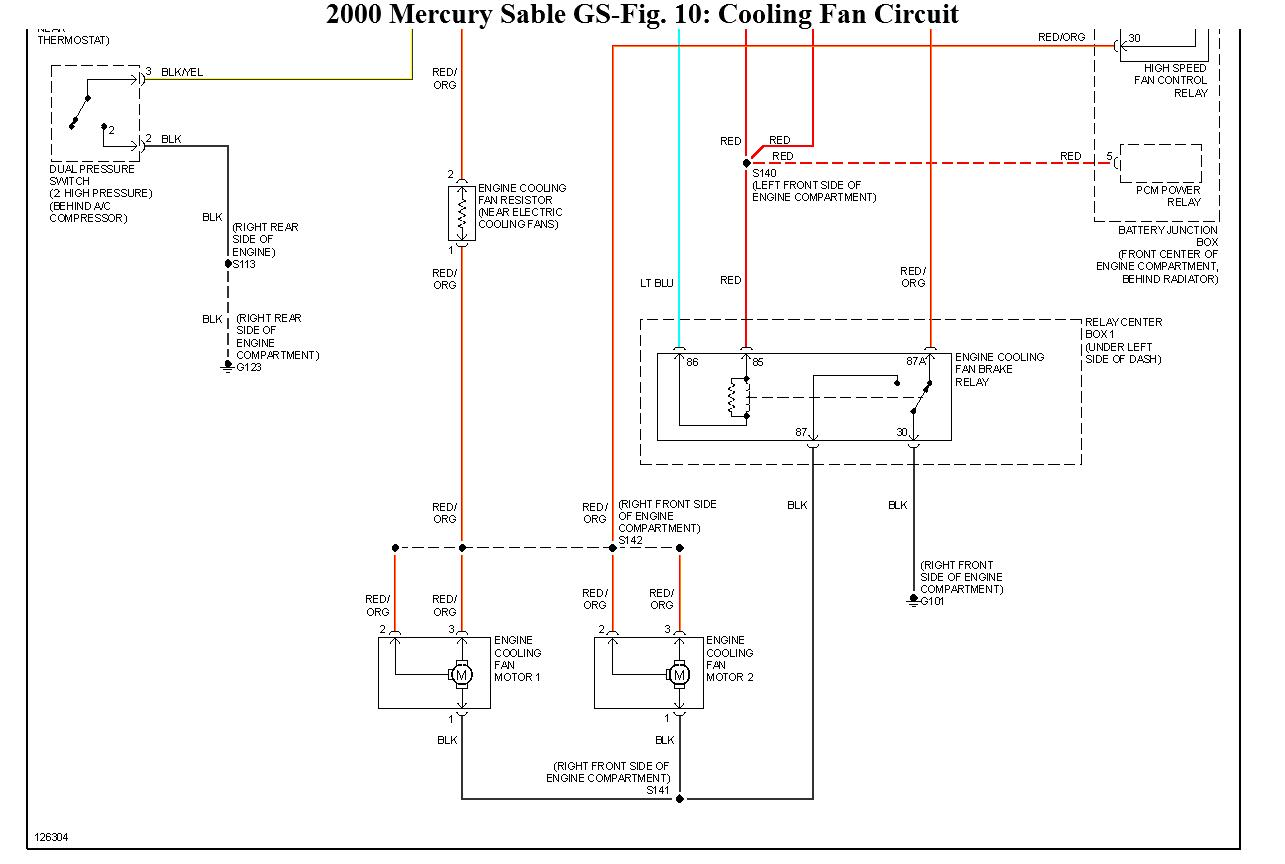 Fans Wire Diagram For Processor