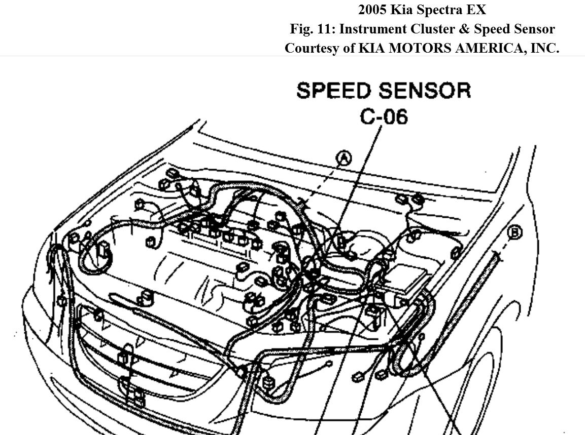 Speed Sensor Schematic