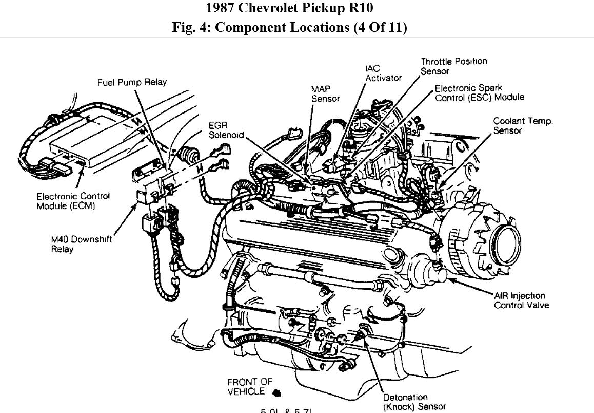 Chevy Truck Fuel Pump Wiring Diagram 41 Wiring