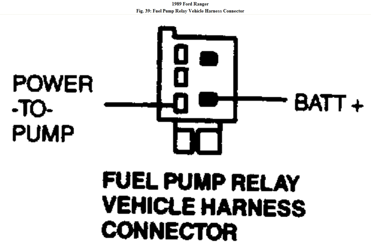 Ford F150 Fuel Line Diagram