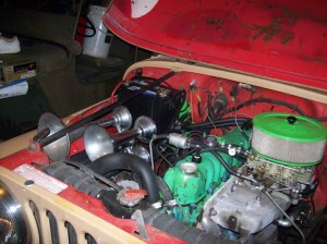 CJ7 Engine Rattle: When I Press the Gas Pedal of My Jeep