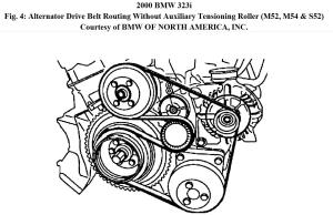 Need a Drive Belt Diagram Please, Water Pump Collapsed and