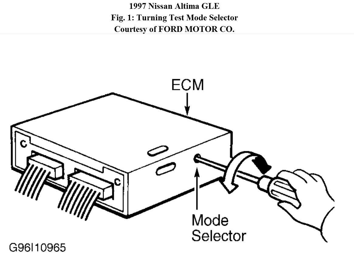 Nissan Maxima Ignition Coil Diagram