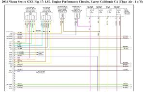 Wants a Wiring Diagram for Qg18vvt Ecu &tcu