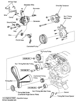 Belt Tensioner: I Have a 1998 Lexus Gs400 I Need to Know