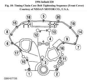 96 Infiniti I30 Belt Tensioner Diagram Infiniti Auto Parts Catalog And Diagram