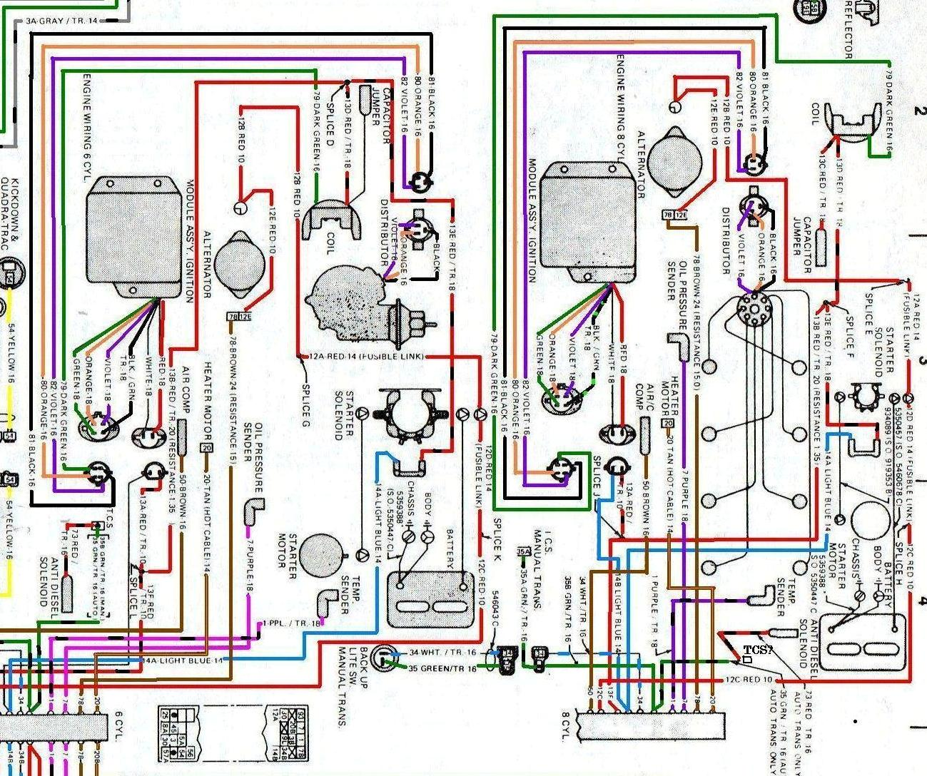 Cj7 Tail Light Wiring Diagram - Wiring Diagram