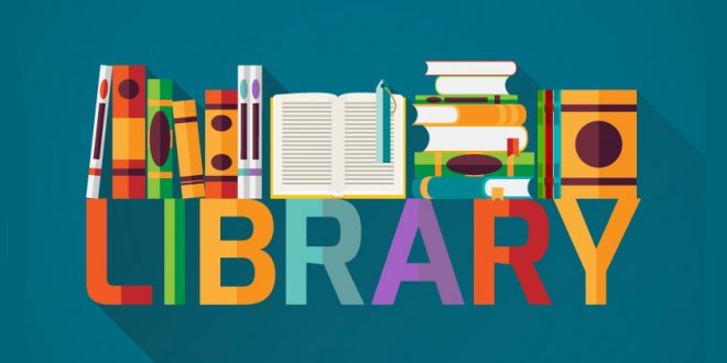 English essay on My School Library for students & children