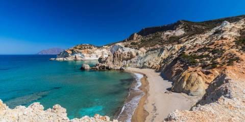 Strand auf Milos