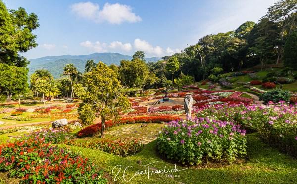 Doi Tung Garden Chiang Rai