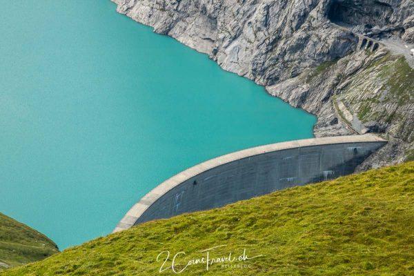 Staumauer Limmerensee