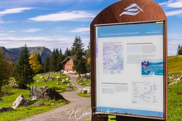 Naturerlebnisweg Säntis