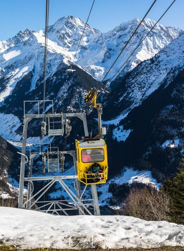Bergbahn Amsteg