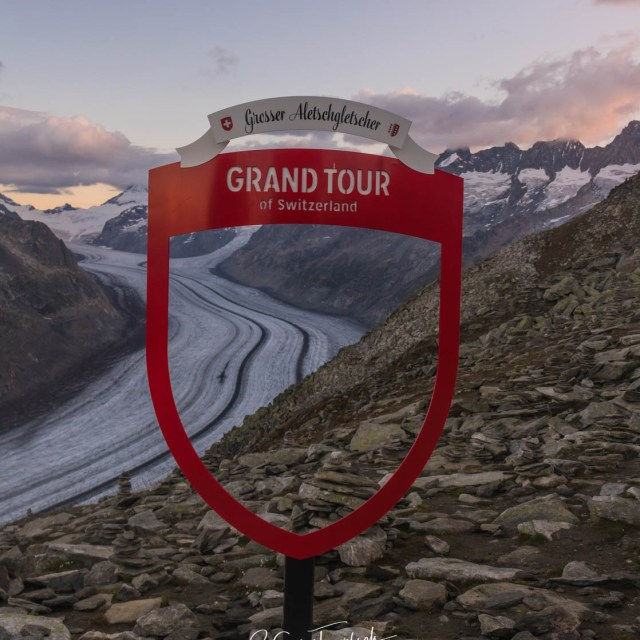 Grand Tour of Switzerland Aletschgletscher