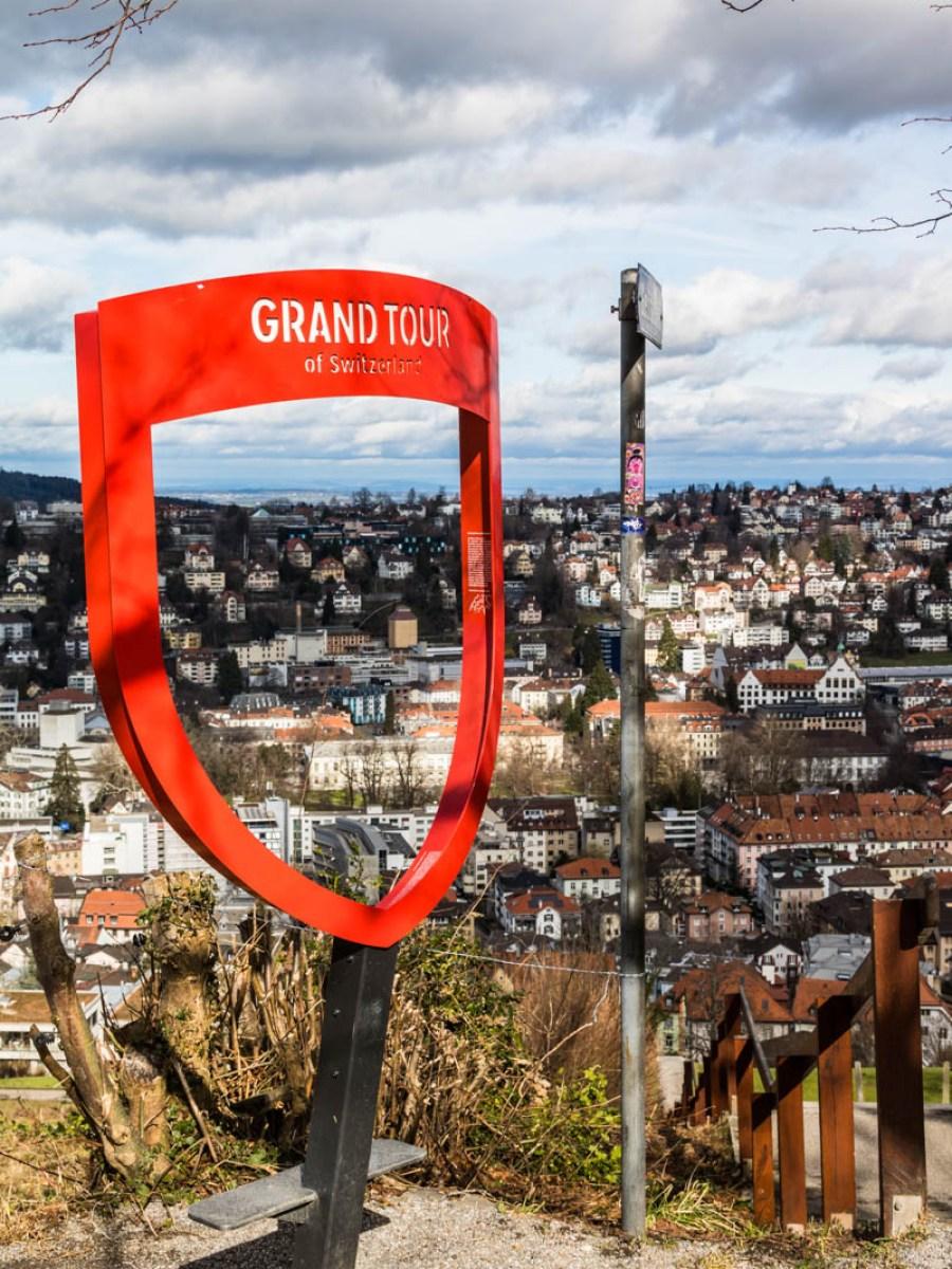 Grand Tour of Switzerland St.Gallen