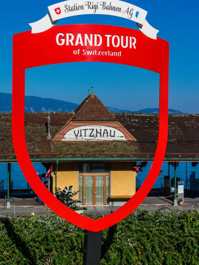 Grand Tour of Switzerland Vitznau