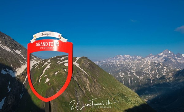 Grand Tour of Switzerland Foto Spot Furkapass