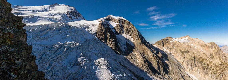 Steinlimigletscher Panorama