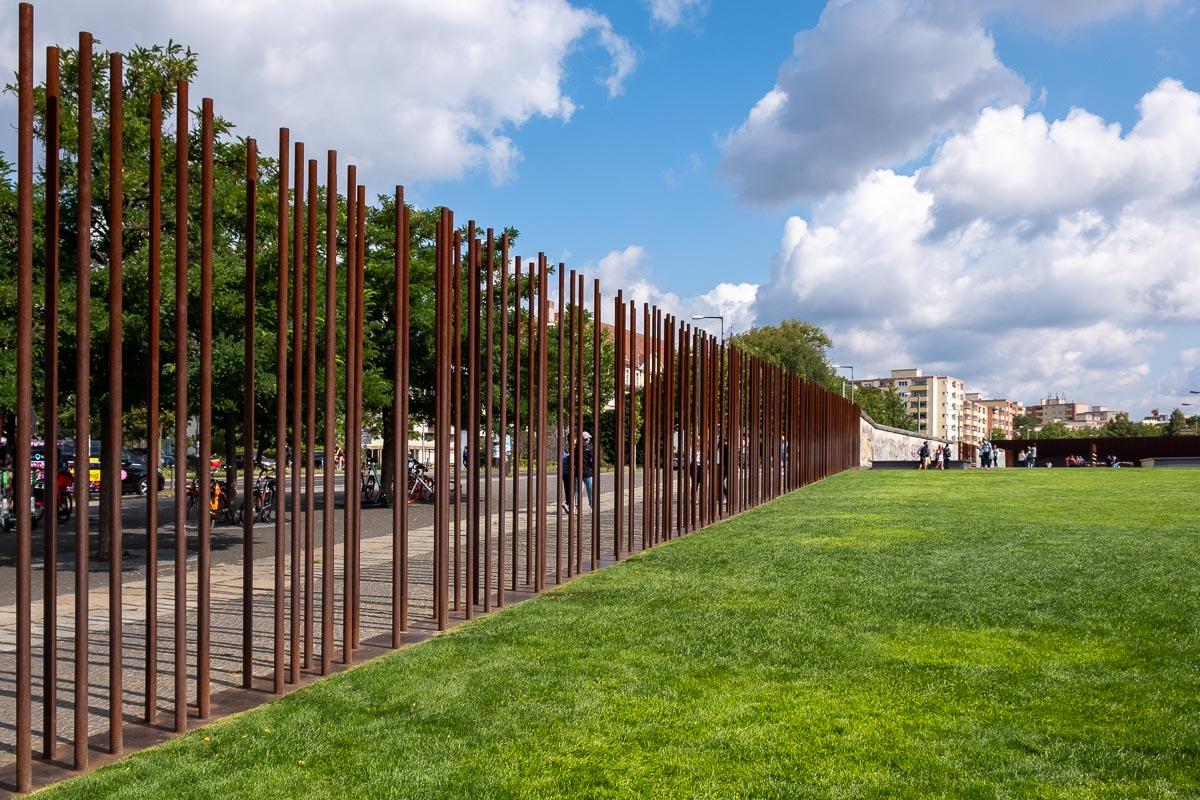 Tour di Berlino Est e il Muro