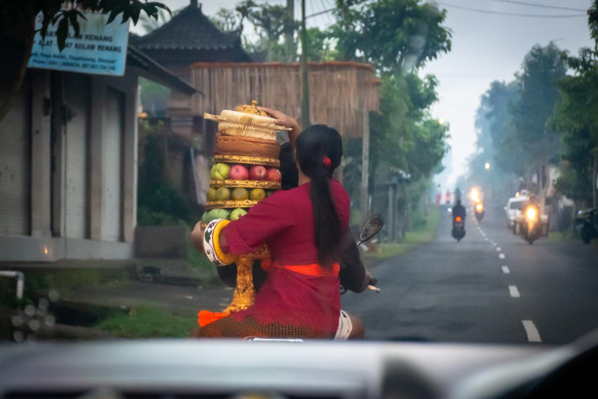 Come muoversi a Bali