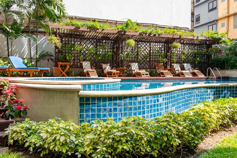 Hotel a Bangkok: Silom Serene